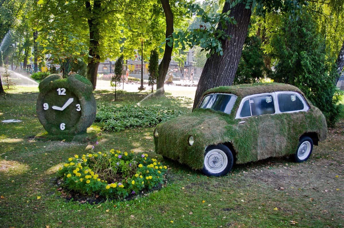 выставка Шедевры природы, Киев