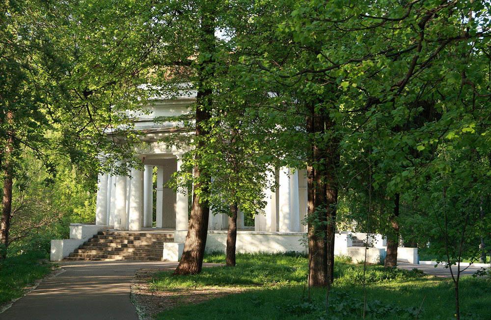 Александровский сад, Киров