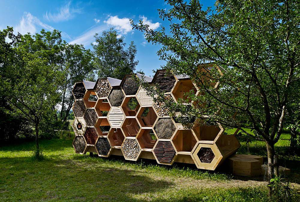 Bee Pavilion, AtelierD
