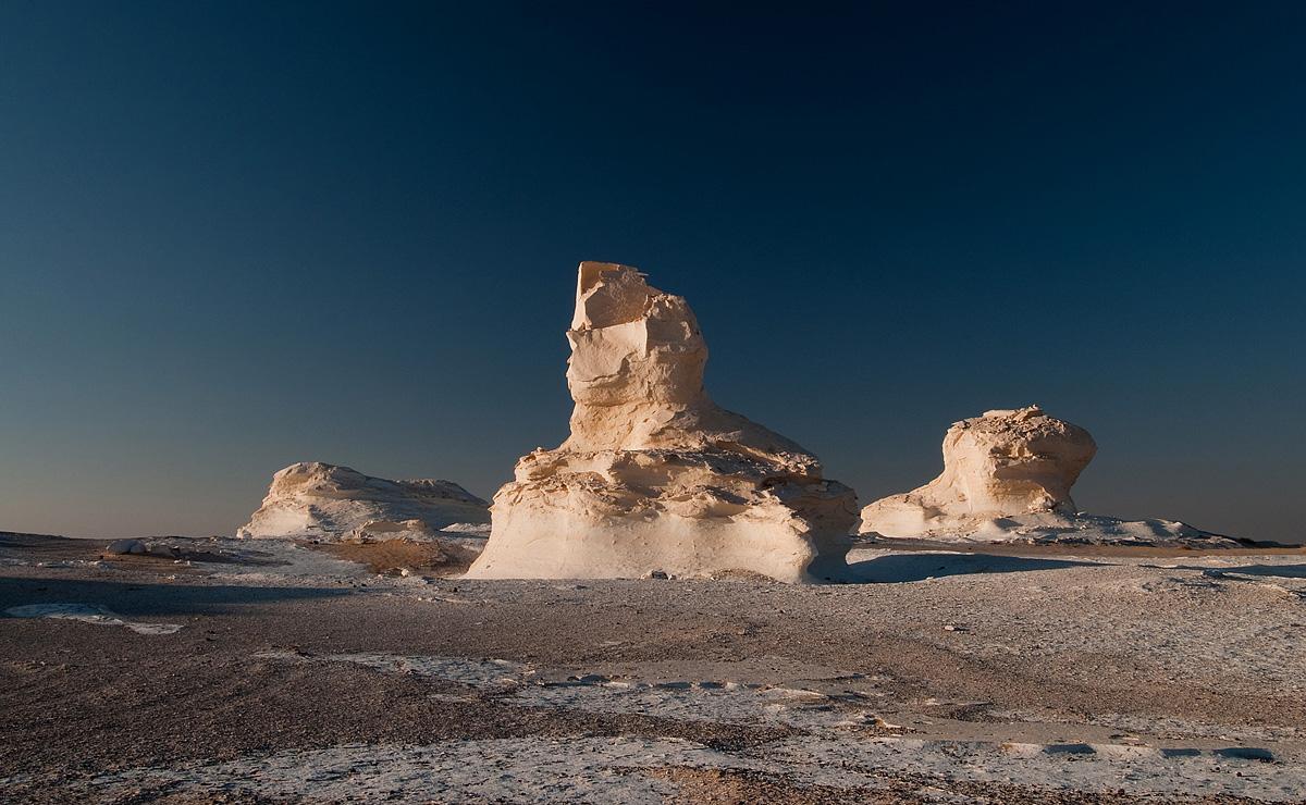 Белая пустыня, Бавити, Египет