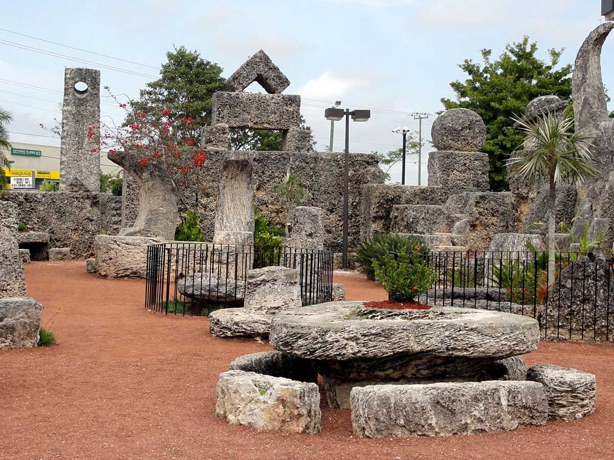 Coral Castle, Homestead, USA