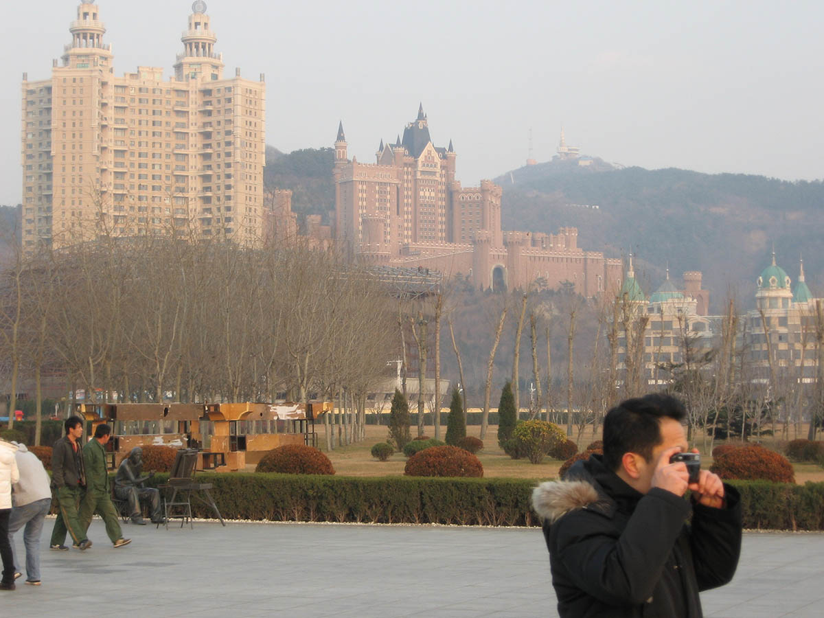 Далянь, Китай