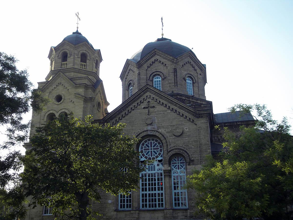 Храм святого Ильи, Евпатория, Крым