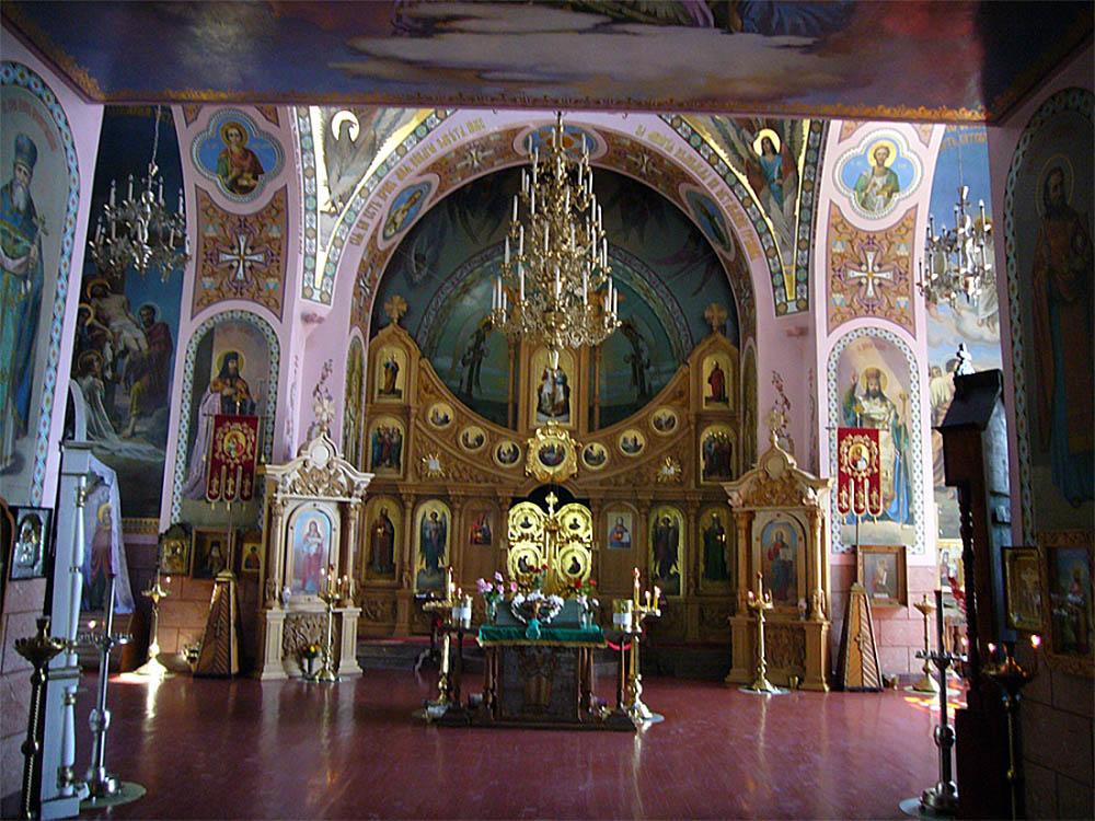 Храм святого Ильи, Евпатория