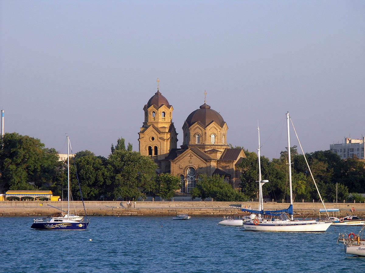 Храм святого Ильи в Евпатории, Крым