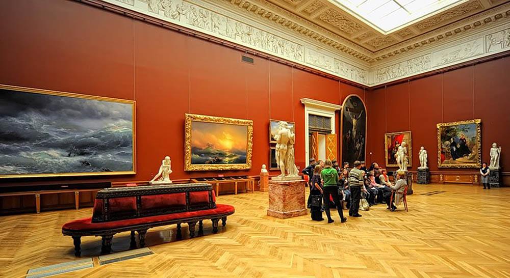 Картинная галерея Айвазовского, Феодосия, Крым