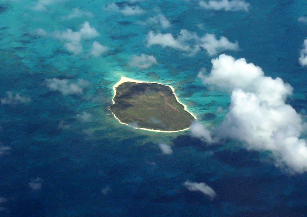 Lisianski Island, Hawaiian Chain