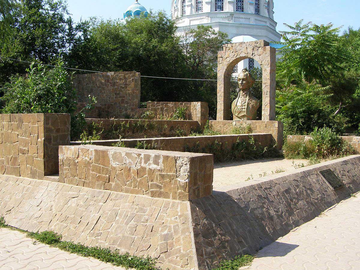 Суворовский редут, Евпатория, Крым