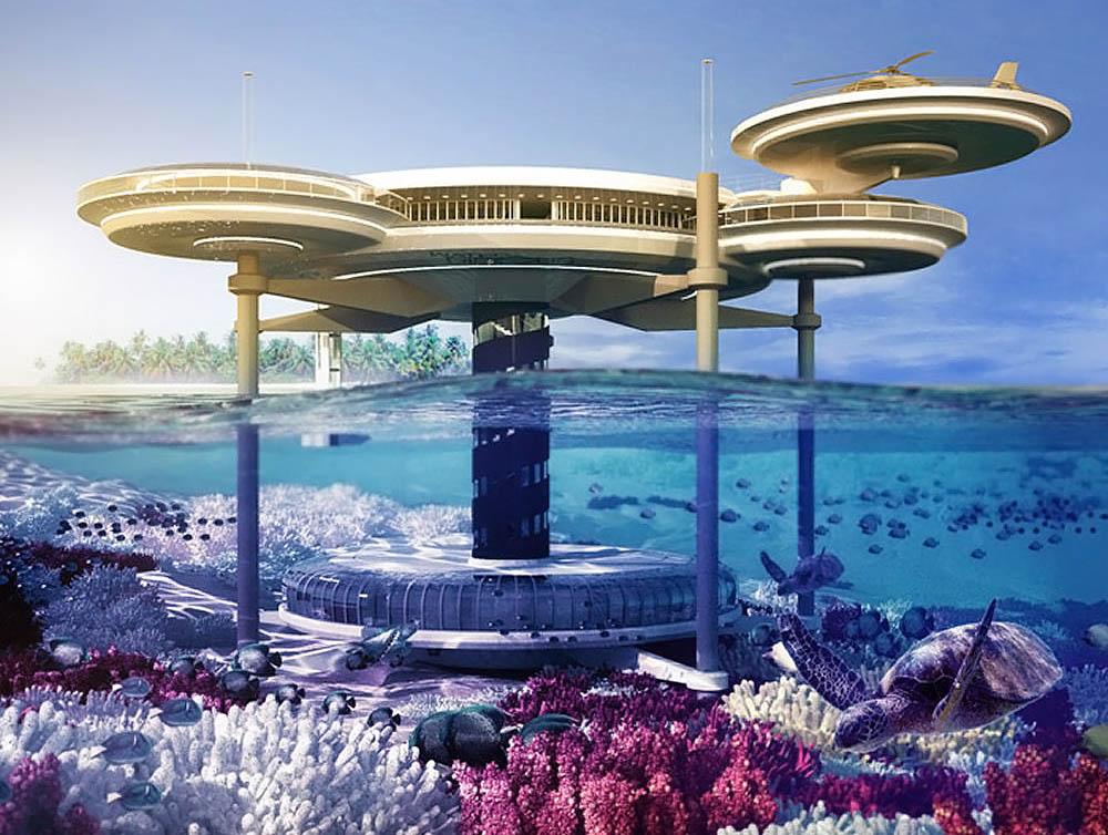 Water Discus Hotel, Dubai, UAE