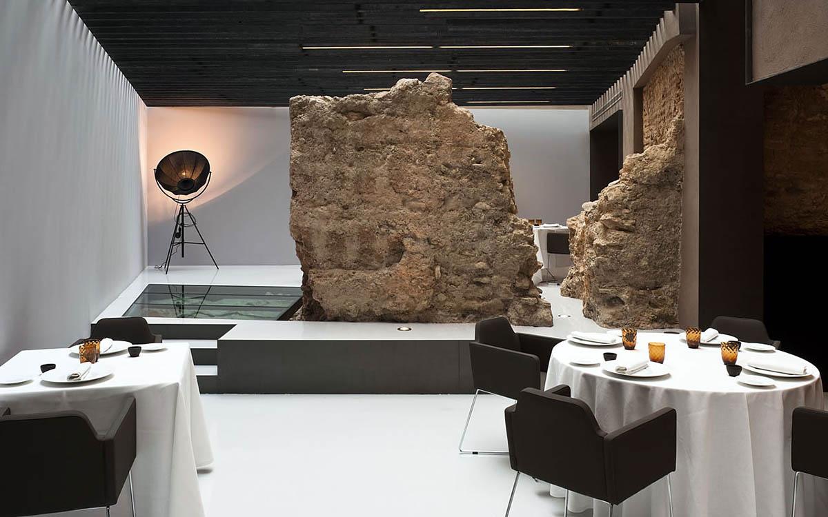 dinningroom in Caro Hotel
