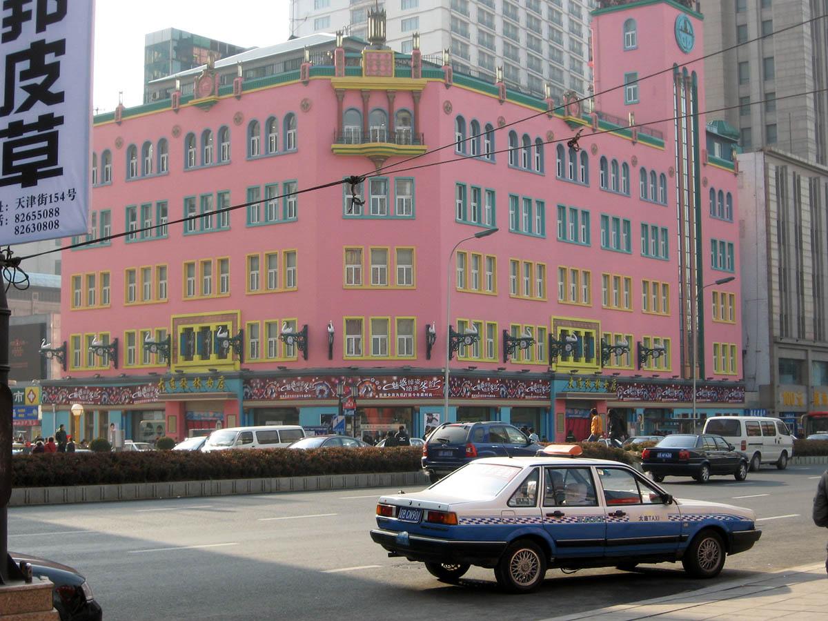 город Далянь, Китай