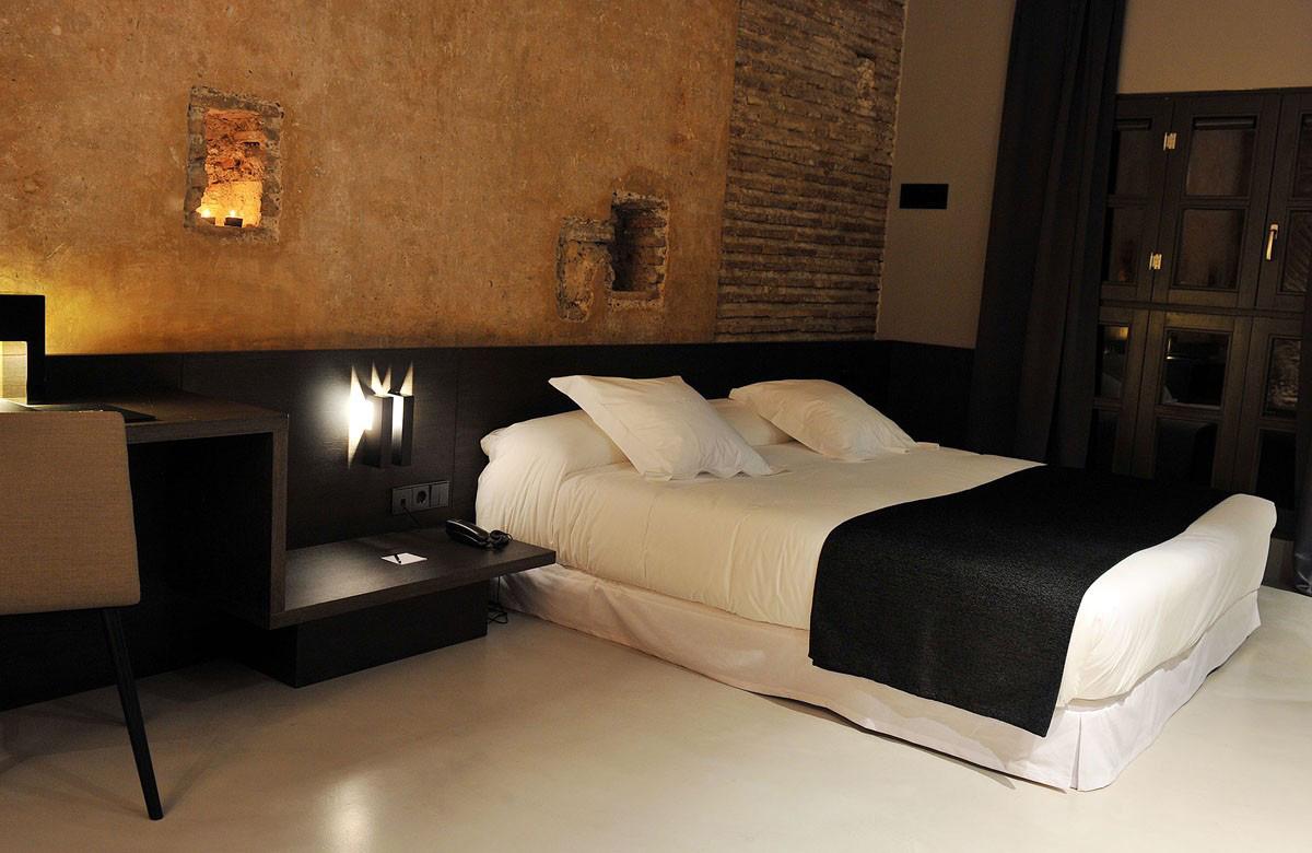 один из номеров Caro Hotel