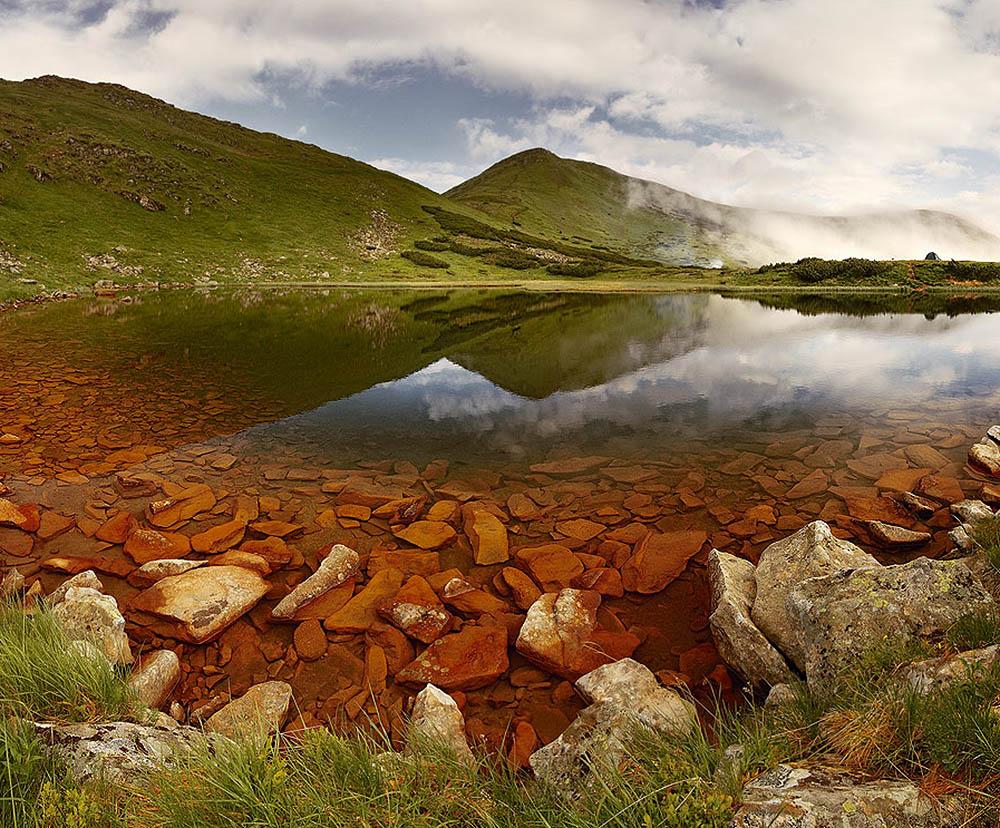озеро Несамовите, Карпаты, Украина