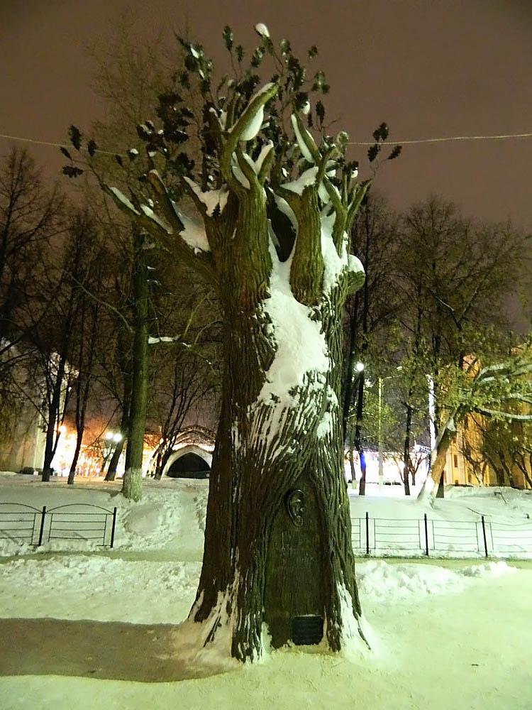 Дерево желаний, Киров