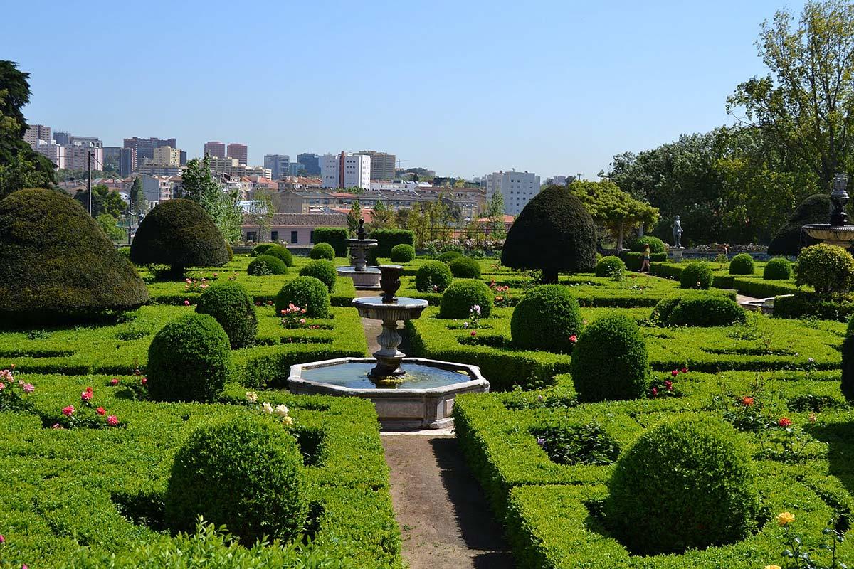 Jardim Marqueses Fronteira
