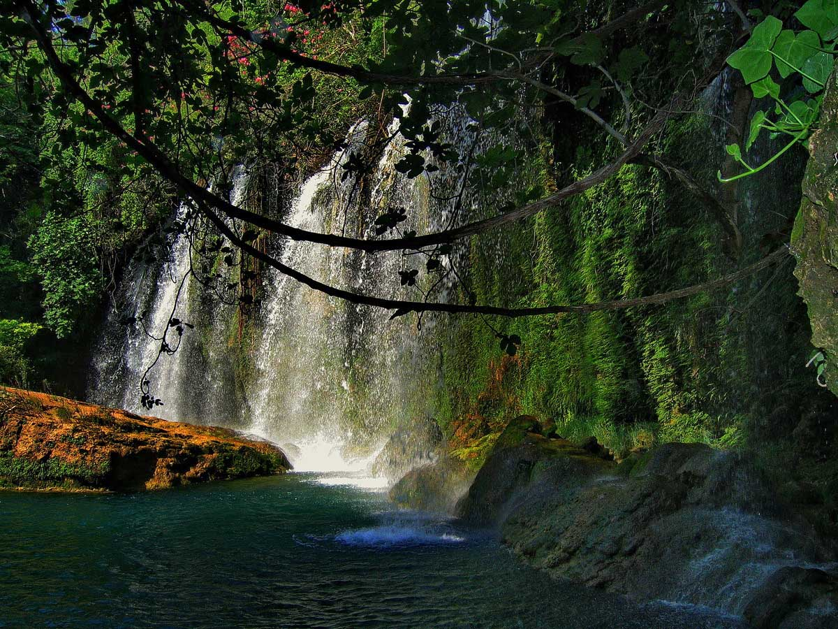 Kursunlu Waterfall, Turkey