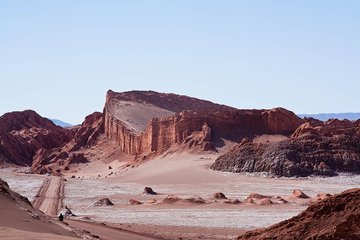 Лунная долина, Аргентина