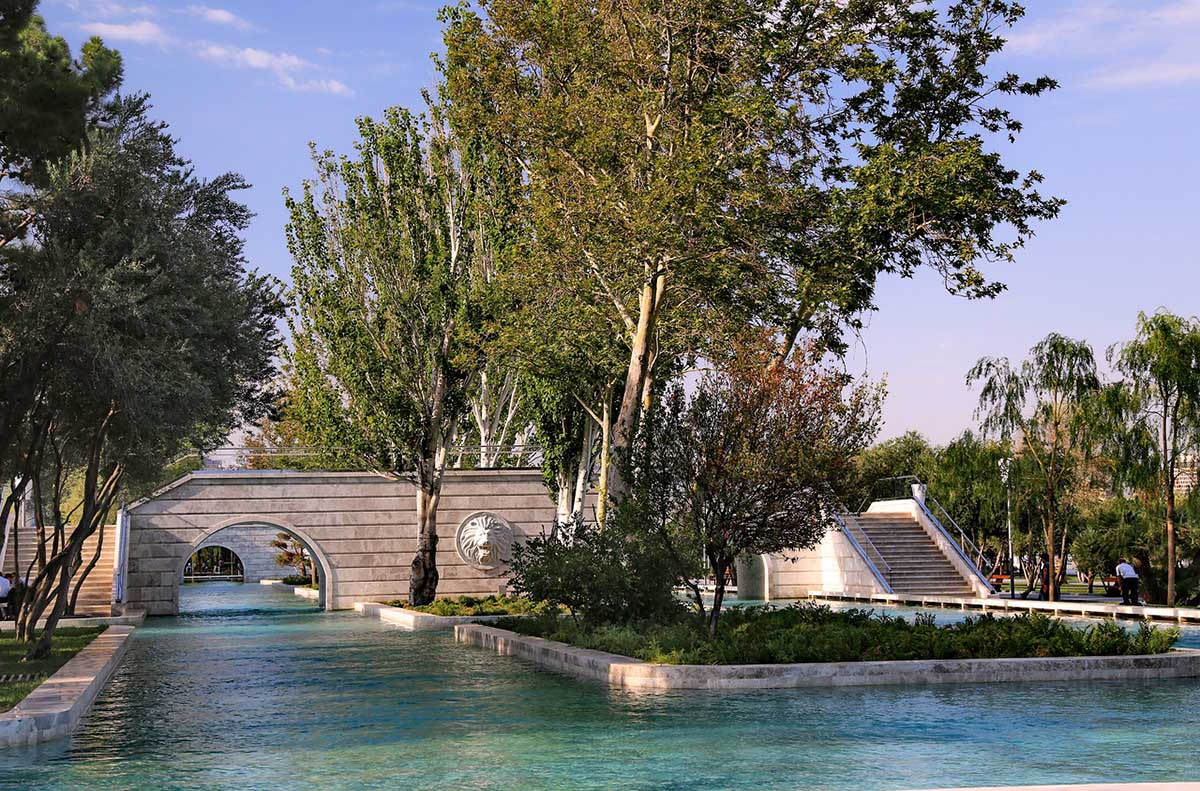 Нацпарк Бульвар, Баку, Азербайджан