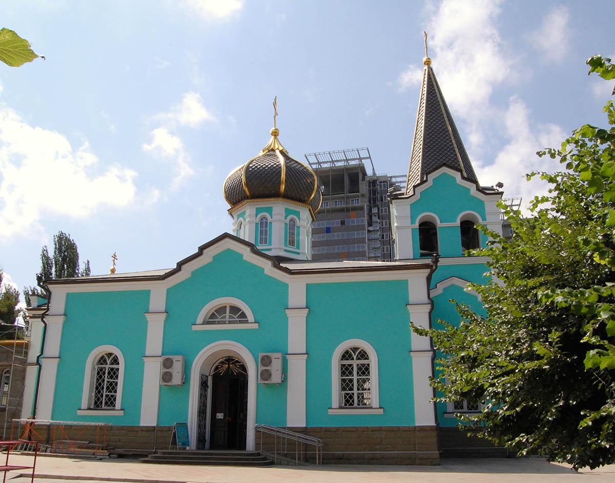 Saint Onuphrius Church, Anapa