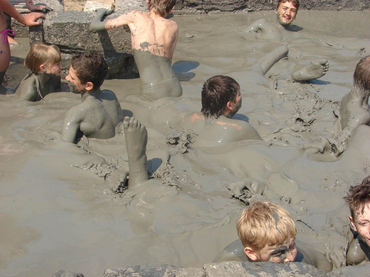 Таманские грязевые вулканы