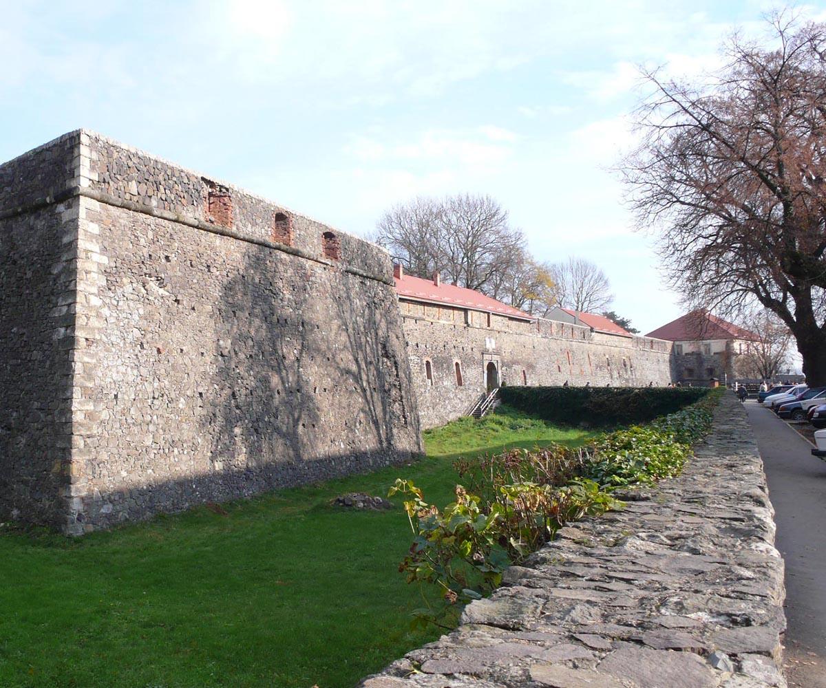 Ужгородский замок, Украина