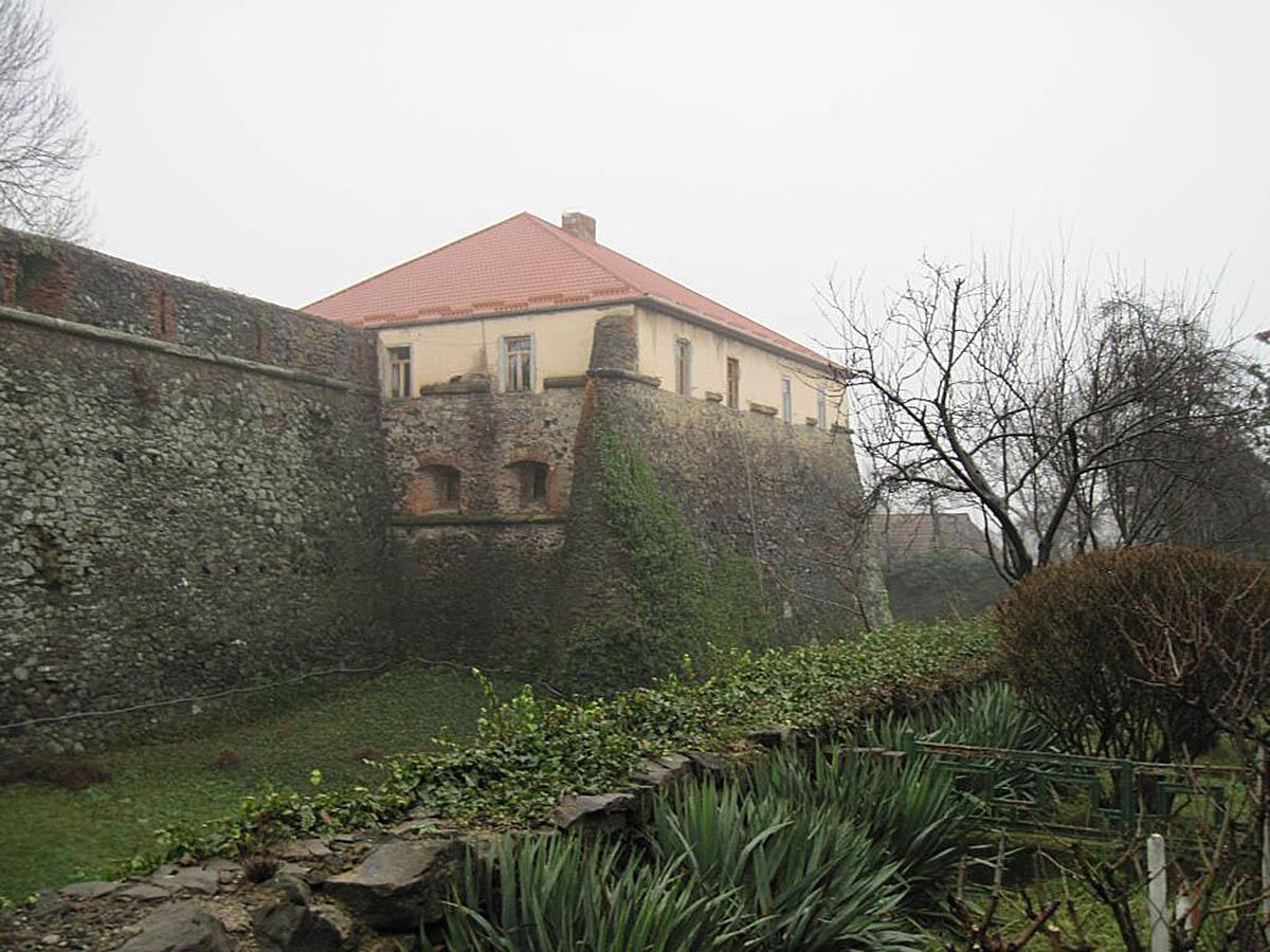 Ужгородский замок, Закарпатье, Украина