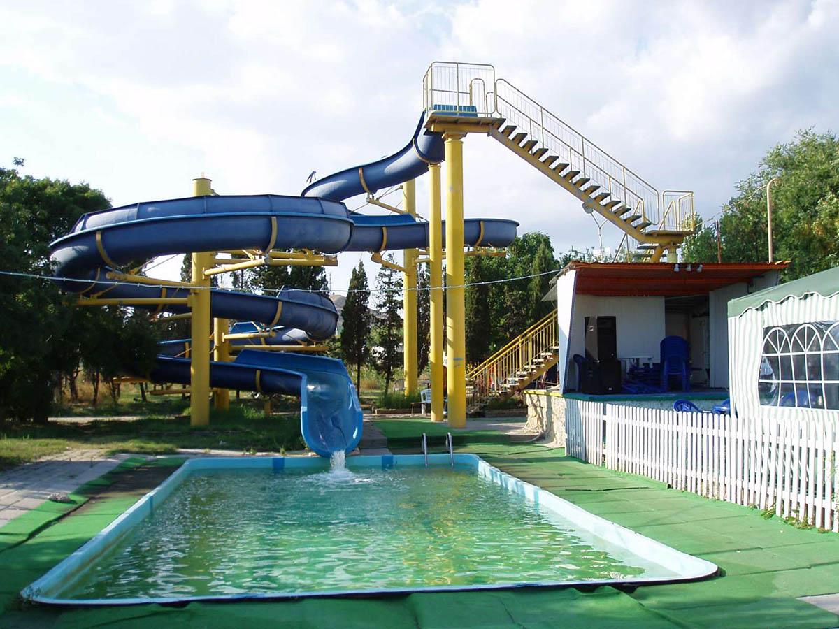 аквапарк в Коктебеле