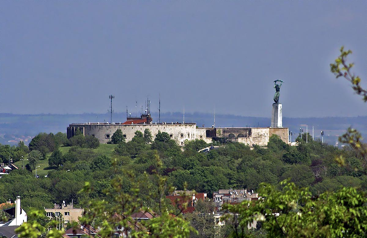 гора Геллерт, Будапешт