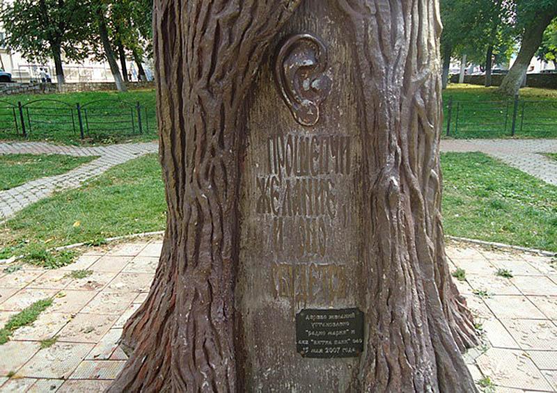 кировское Дерево желаний