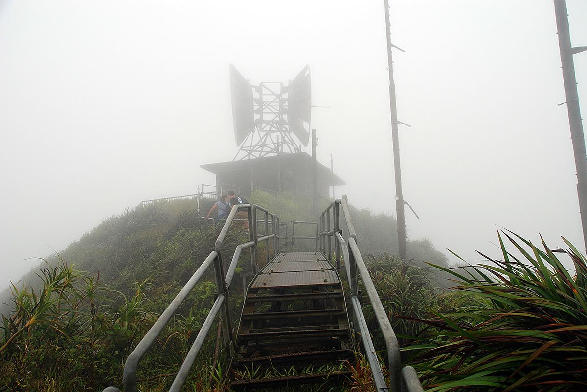 лестница Хайку, Оаху, Гавайи