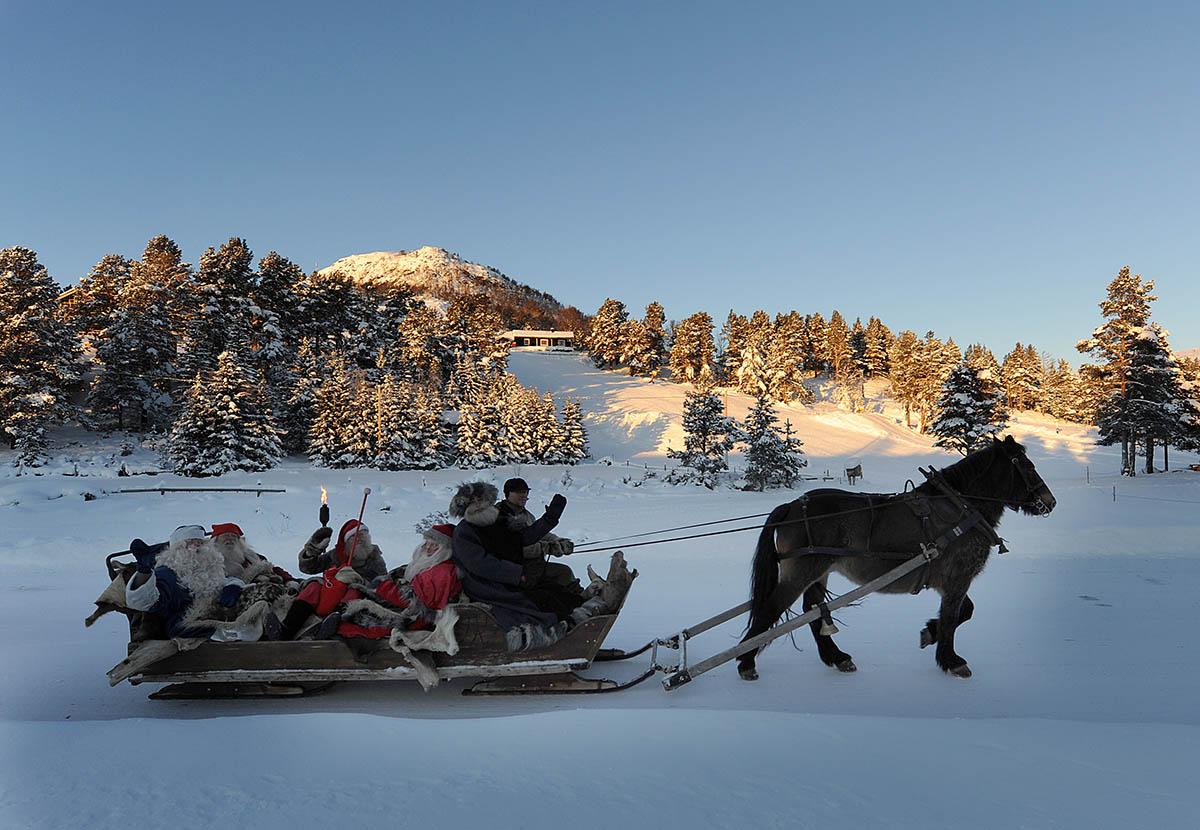 Норвежское рождество