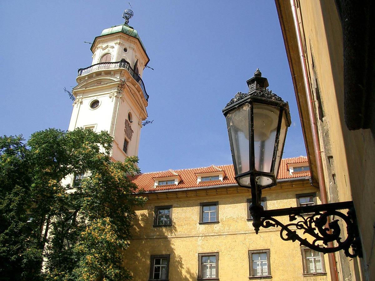 Астрономическая Башня в Клементинуме, Чехия