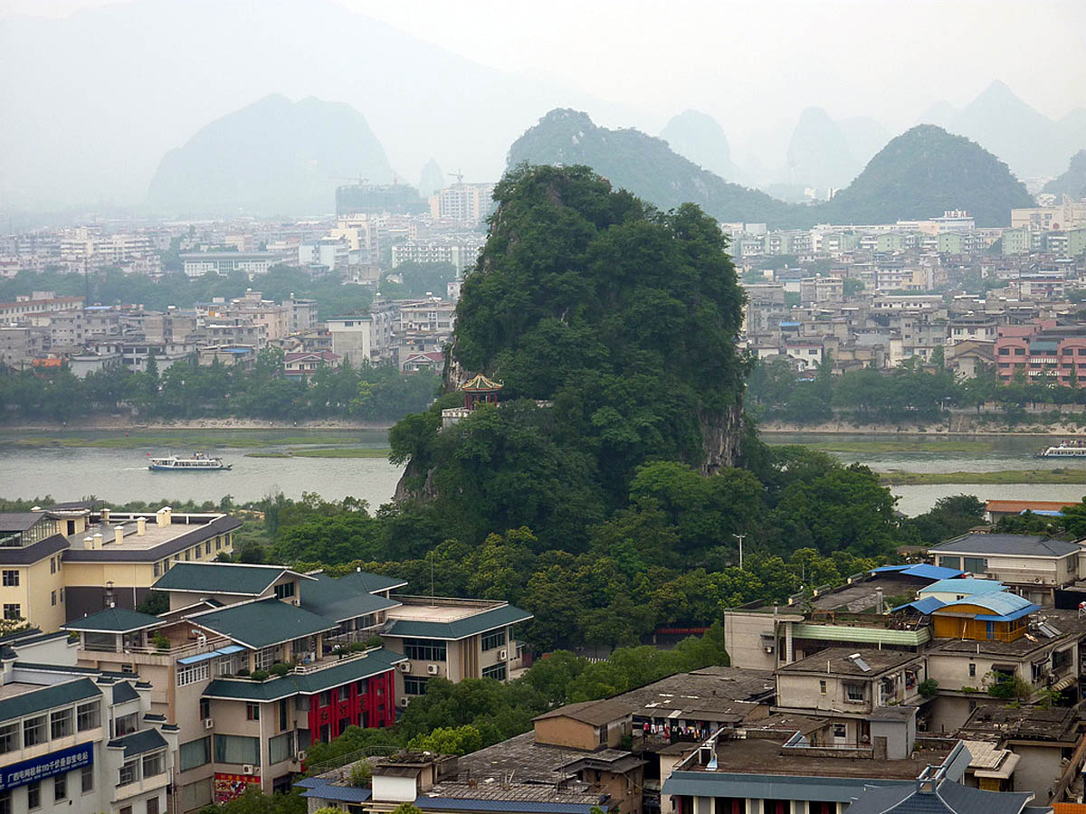 Fuboshan Hill, Guilin, China