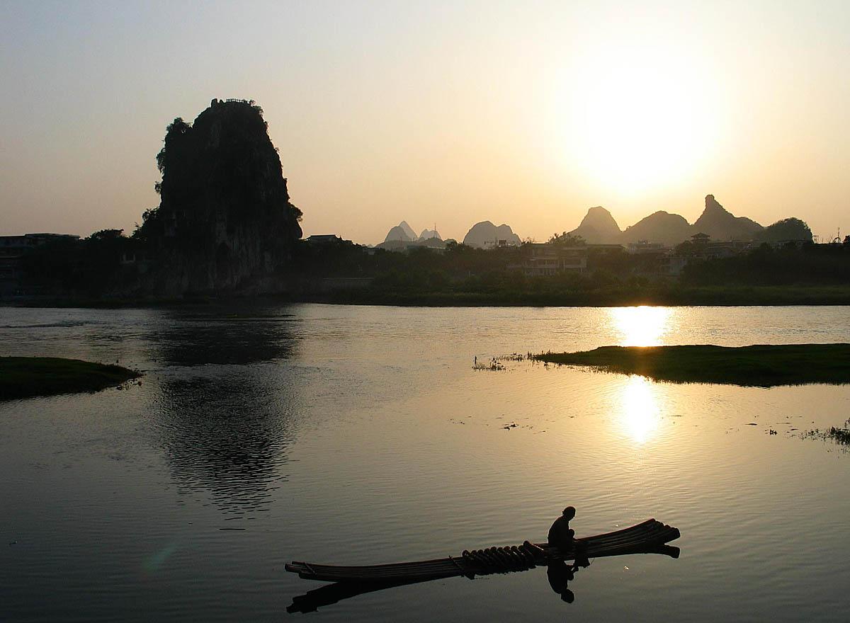 Fuboshan Hill, Guilin