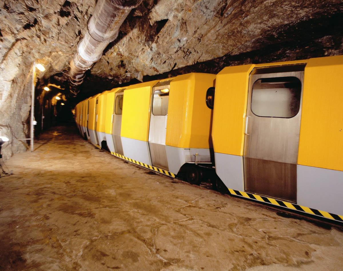 Gastein caves