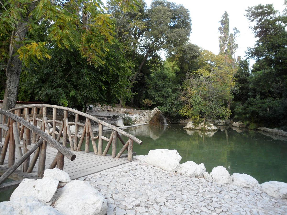 Королевский сад, Афины, Греция