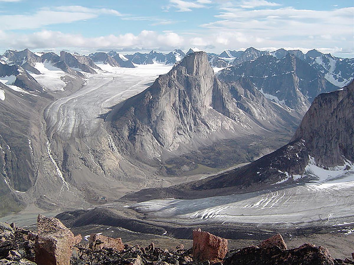 Mount Thor Peak, Auyuittuq, Canada