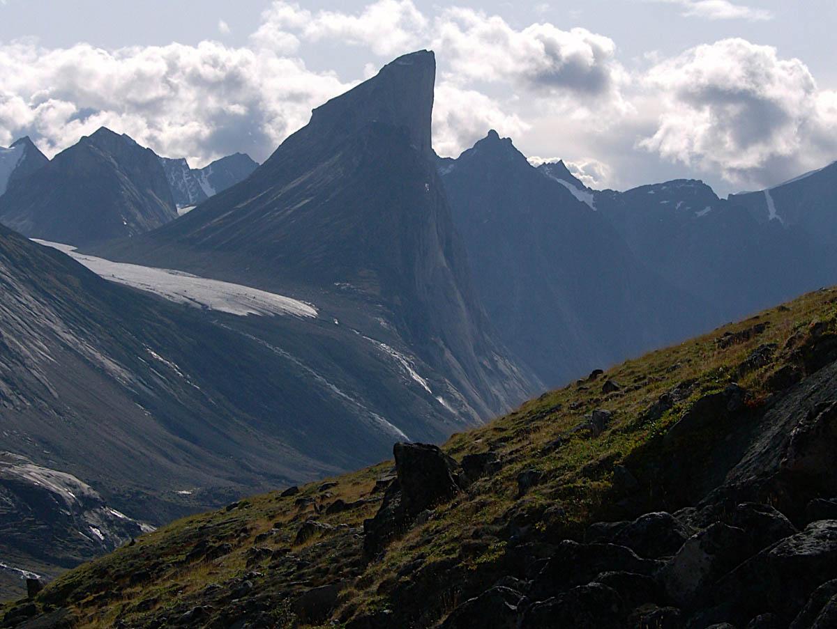 Mount Thor Peak, Canada