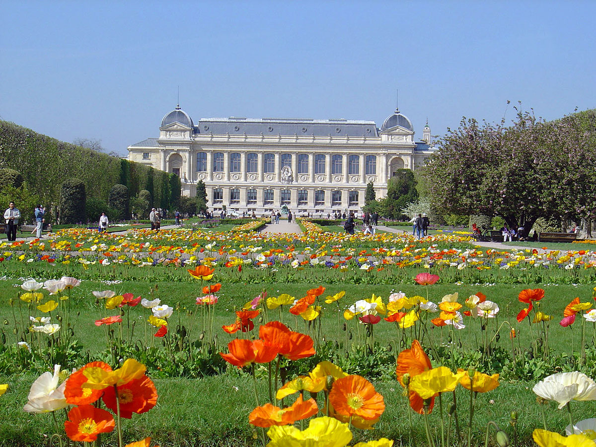 Музей естествознания, Париж