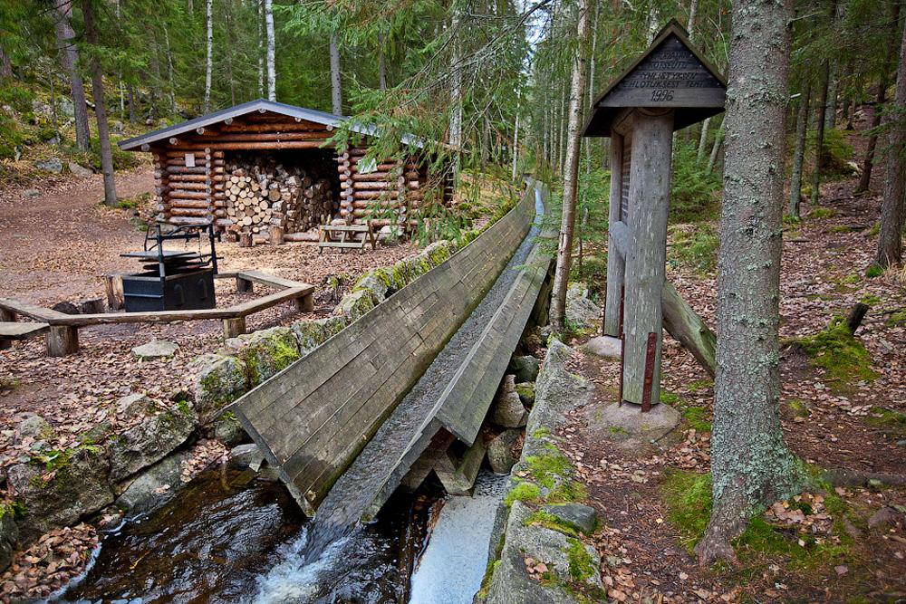 Национальный парк Реповеси, Финлядия
