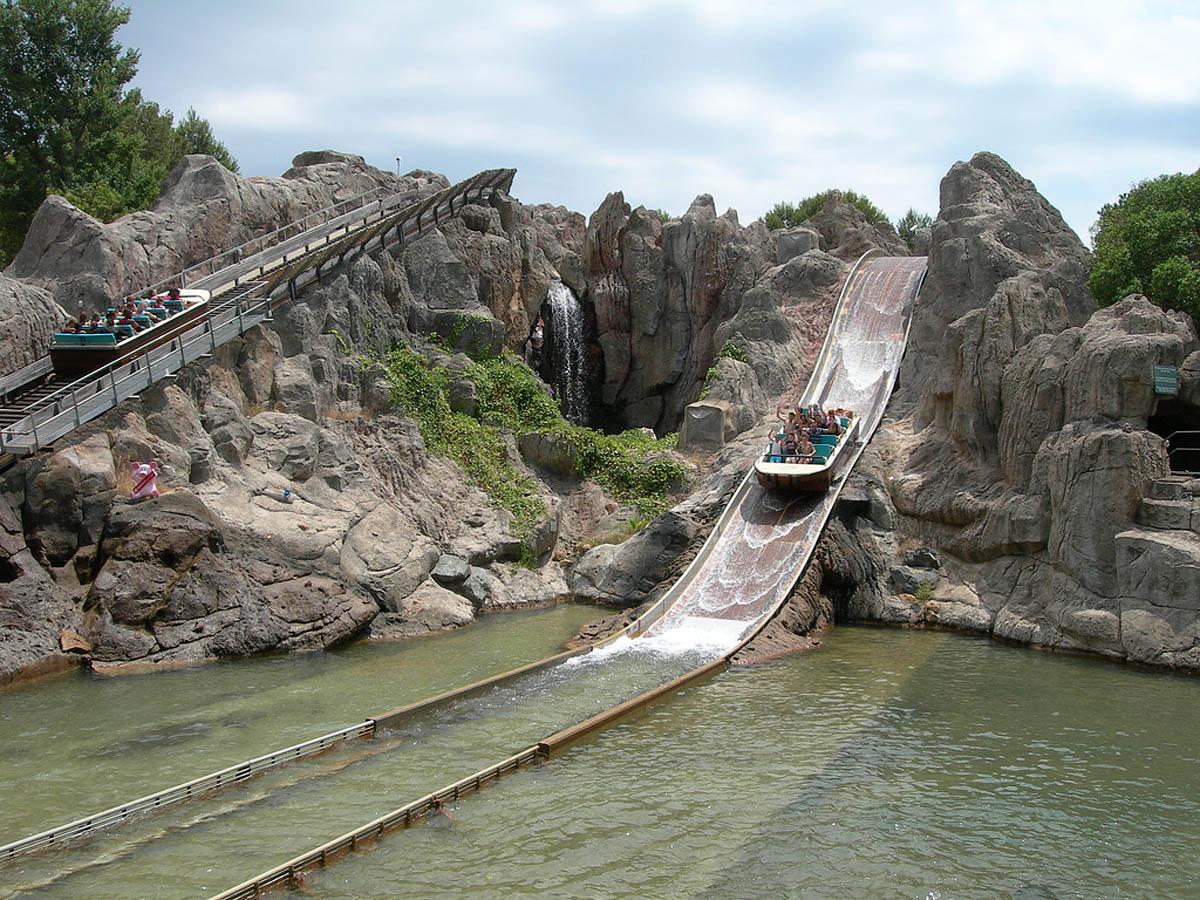 Port Aventura, Tutuki Splash
