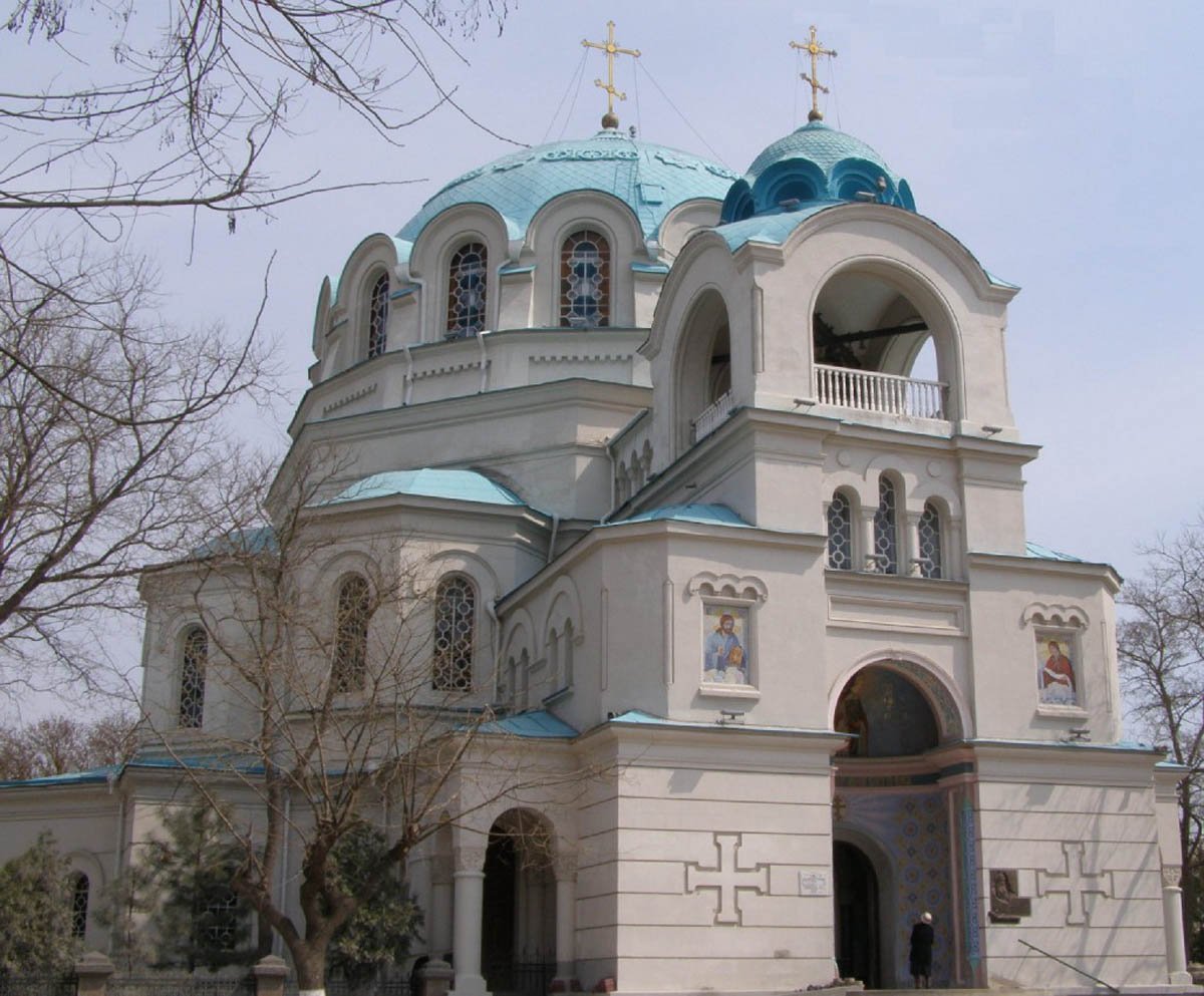 Свято-Николаевская церковь, Евпатория