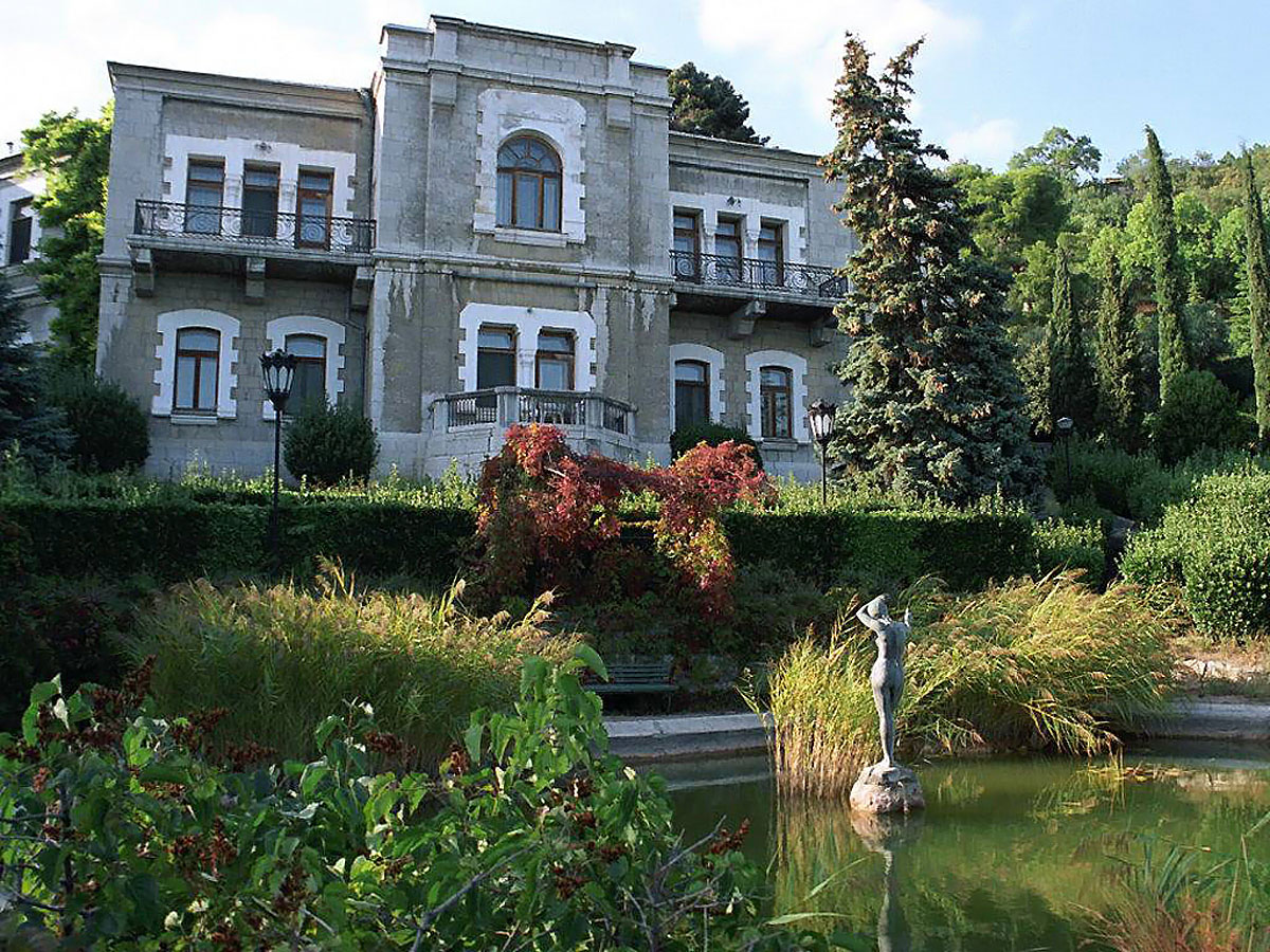 Юсуповский дворец, Кореиз, Крым, Украина