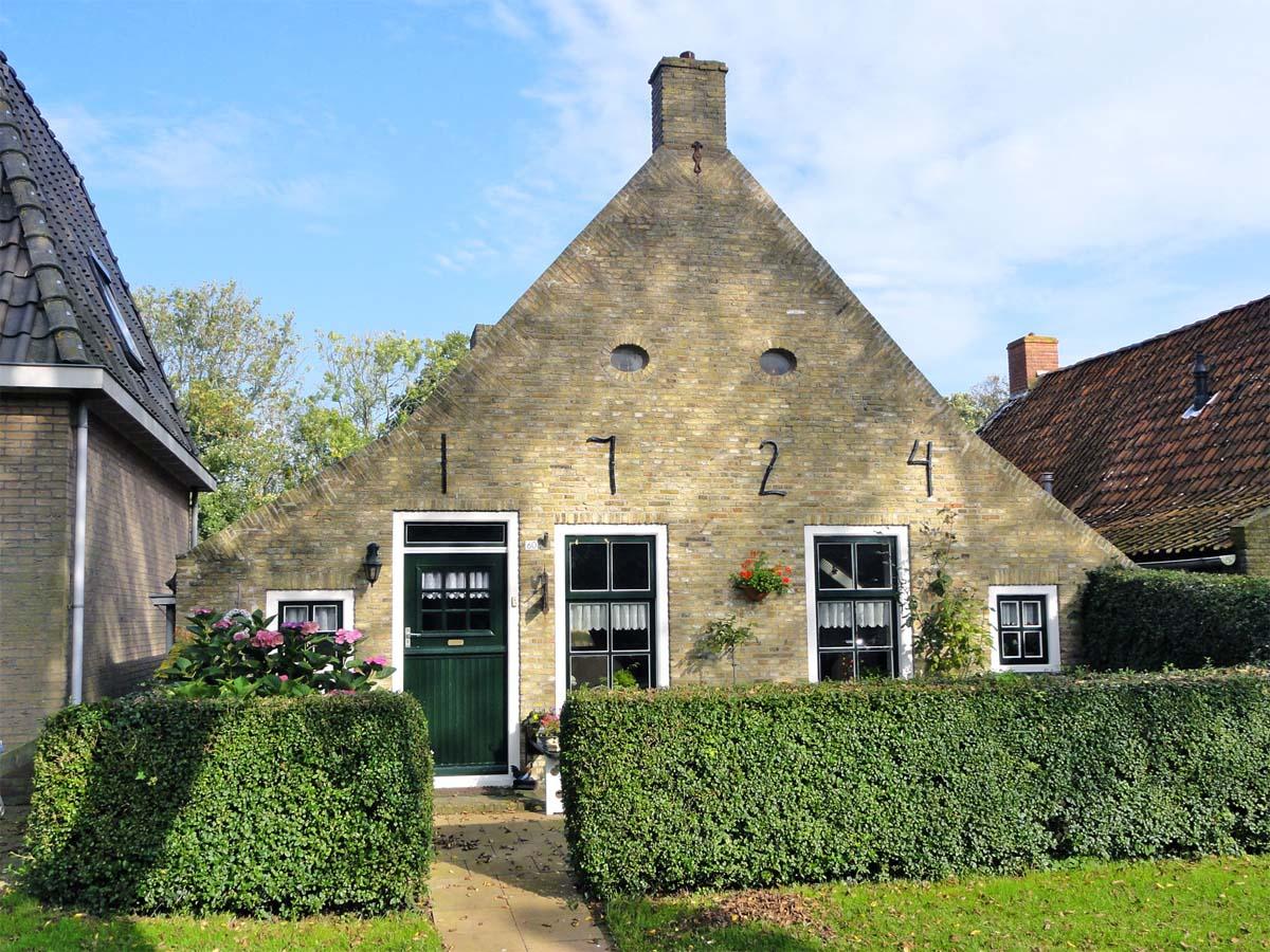 дом в деревне Шхирмонникоох, Нидерланды