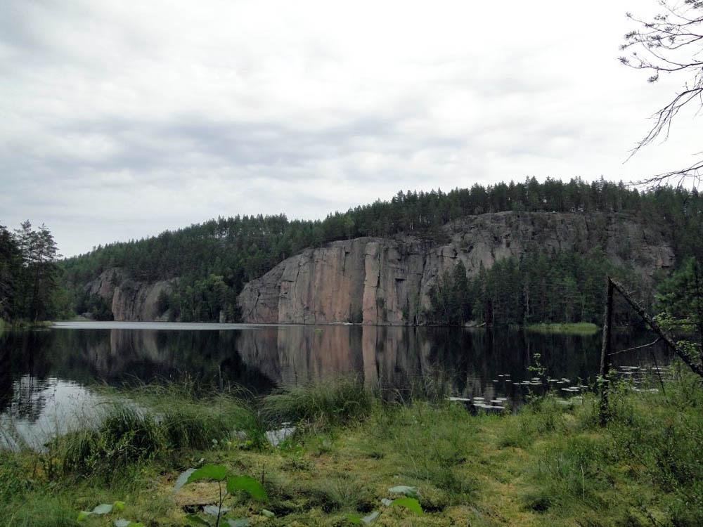 гора Олхаванвуори