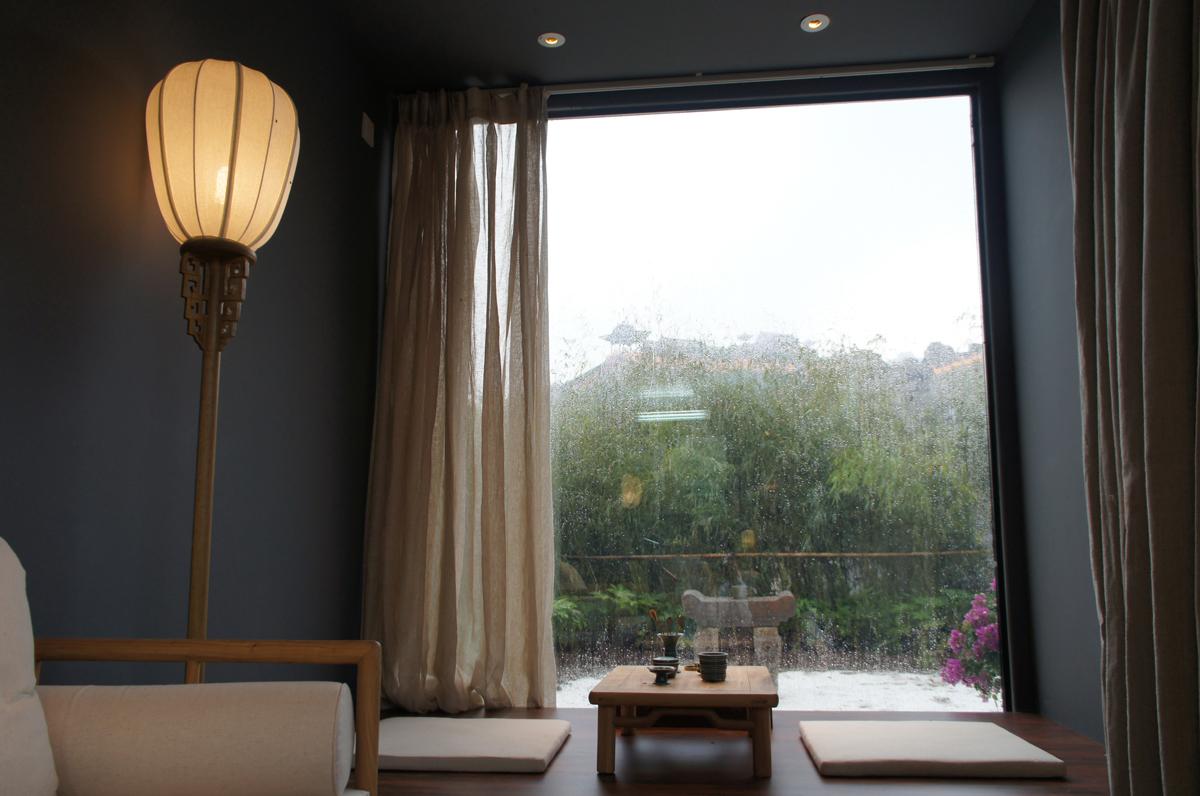 интерьер эко-отеля Xiangxiangxiang
