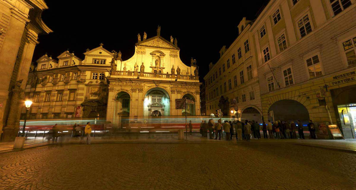 костел Св. Сальватора, Клементинум, Прага, Чехия
