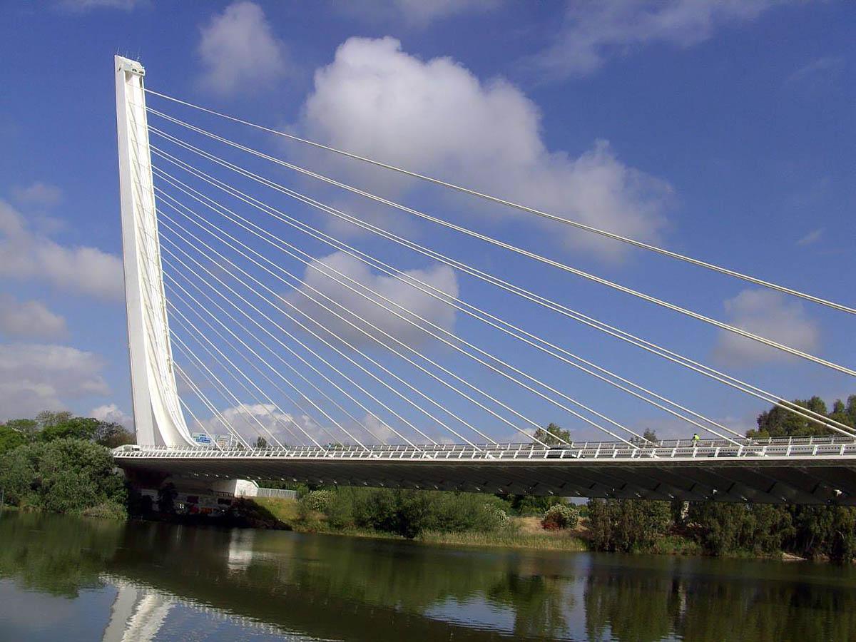 мост Аламильо, Севилья, Испания