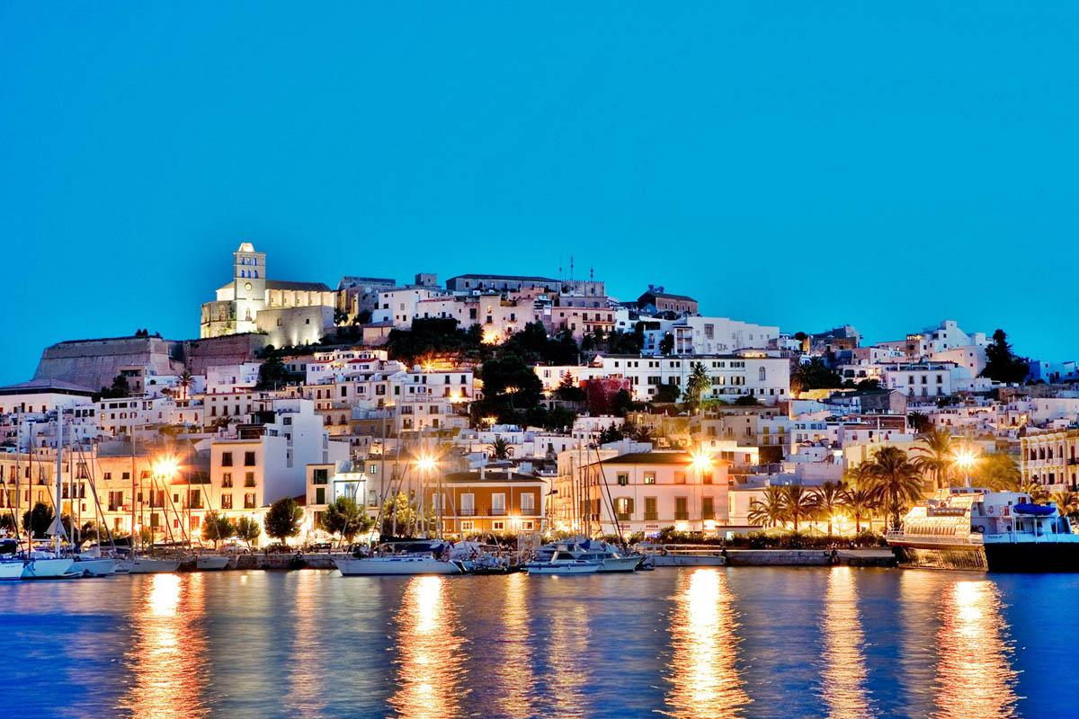 остров Ибица, Испания