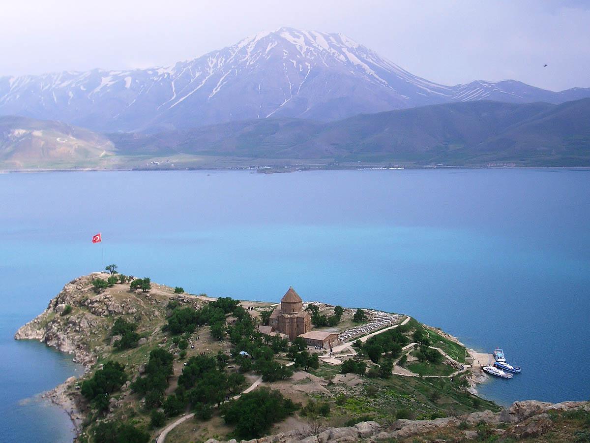 озеро Ван, Турция